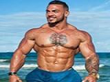 胸肌哑铃锻炼方法图解 从多个角度训练胸肌上中下部位及中缝