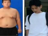 从272斤到163斤的蜕变,他曾经的心酸到如今的光鲜,人生就像开了挂!