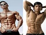 当体脂5%的肌肉男停止健身, 多久会变成死胖子?