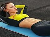 练腹肌:我为什么建议你做卷腹而不是仰卧起坐!