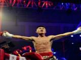 少林塔沟又杀出一位超级新星,KO对手豪夺武状元金腰带!