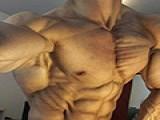 手臂肌肉的高强度锻炼方式,6个动作,让你突破手臂围度