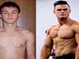 天生瘦弱,如何增肌?教你最简单实用的方法,成为肌肉男不是梦