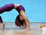 一组瘦腰美腿最有效的瑜伽体式,让身体越来越柔美,你都练了吗?