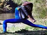 女人有多自律,就有多美丽,瑜伽健身让你永葆青春!