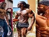 健身圈3位肌肉巨兽,训练方式难度不可小觑,常人更是难以驾驭