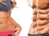 每天做200个卷腹,坚持30天,能练出腹肌吗?