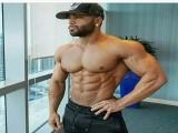 拥有这样的腹肌,光是看一眼就能让人高C啊!