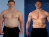 教练决定吃成胖子和350斤的客户一起减肥,网友:难度太大了!