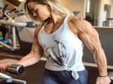 体脂由低到高排序的7位健身女神,你更欣赏哪种体型?