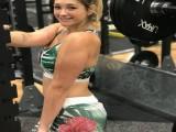 女孩为爱减肥60斤成网红,如今重返原来体重,网友:原来也挺好