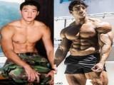 健身和健美有何区别,仅仅是体型差距?俄罗斯俩兄弟告诉你答案
