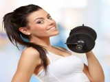 女生开始力量训练,多重的哑铃最适合女性