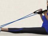 拉力绳怎么练腰 拉力绳练腰方法