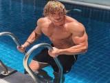 使用大剂量的健美运动员,停止使用类固醇后,肌肉会有何变化?