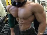 下腹部的锻炼难度最大!让腹肌清晰,这样去攻克最后一个难点!