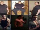 胖子的逆袭:减肥115公斤并成为专业健身教练