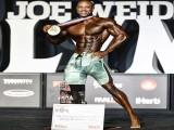 今年杰瑞米受困于伤病折戟沉沙,这位新的奥赛健体冠军太励志了!