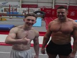 大块头都很笨重?当125kg的健美运动员来到体操馆会是怎样的?