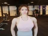 完美身材和颜值夺得三连冠,令她成为韩国最炙手可热的健身女神!