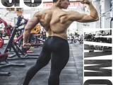 爱健身的90后,雕刻出满身肌肉,麒麟臂最霸气,前后变化如整形