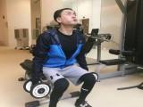 """黄宗泽:为什么健身要练腿啊!!!网友:""""原谅我不厚道想笑。"""""""