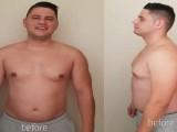 壮汉每天100俯卧撑坚持30天,最高负重40斤,网友:变化难以置信!
