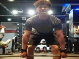 小伙用时超两年,肌肉量从36练到41公斤