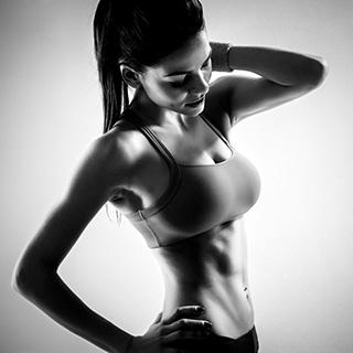 减肥丰胸秘籍 打造前凸后翘曼妙身材