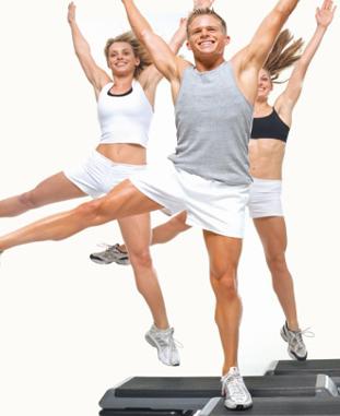 健身房科学组合打造出好身材_健网