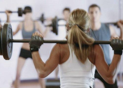 错误的运动减肥方法