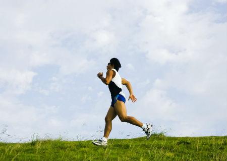 健网私人健身教练告诉你怎么跑步减肥