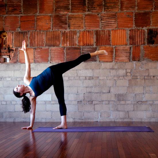 超有效实用:瑜伽站姿连续资源让你拥有性感有视频群动作图片