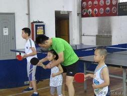 寒假乒乓球培训班开始报名招生-东莞康之杰体美式橄榄球球场图片