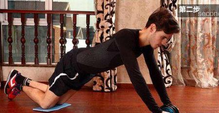 侧腹肌锻炼方法 让腹部线条更完美