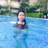 游泳教练刘嘉敏