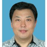 游泳教练张晓宁
