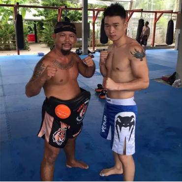 泰国10天泰拳健身训练营基地之一-泰国老虎拳馆