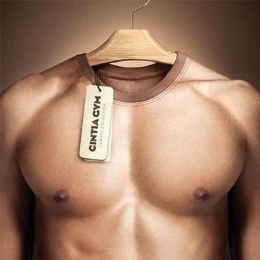 令你震撼的健身广告,看完后你想运动了吗?
