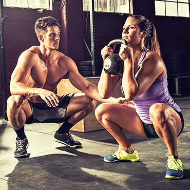 深蹲提高性功能 让男性能力爆表
