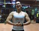 江康 185斤小胖甩肉增肌气质大变