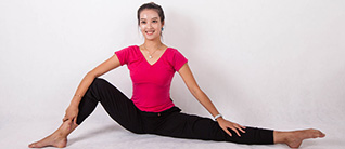 必瘦!瑜伽减肥四周计划表