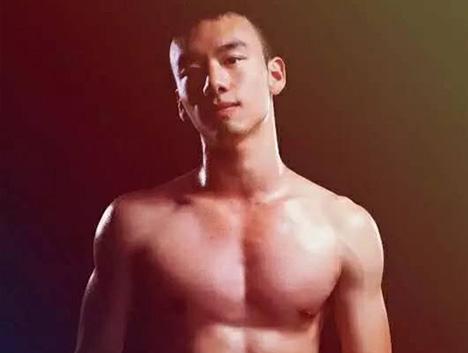 中国美术学院王鑫茁:坚持健身七年,只为梦想而拼搏