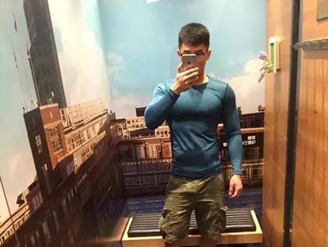 北京小伙,曾因肥胖被女神嘲笑拒绝,健身后彻底逆袭!