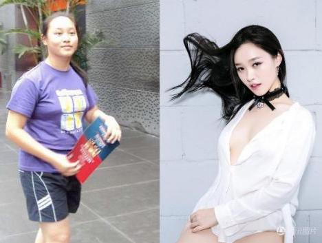 北京胖女孩瘦身逆袭 逼着自己一个月瘦了20斤