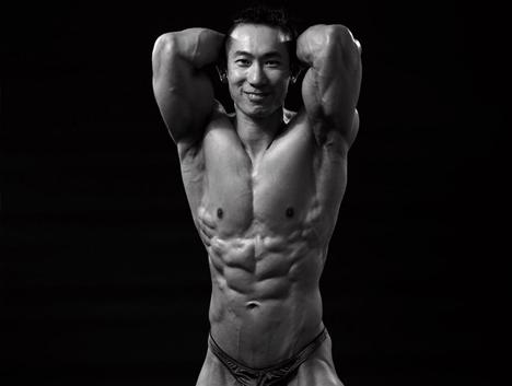 肌肉练到拉丝是怎样一种体验?