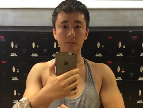 体脂23%的宅男变身体脂13.9%动感男神的历程-铁匠陈颢天