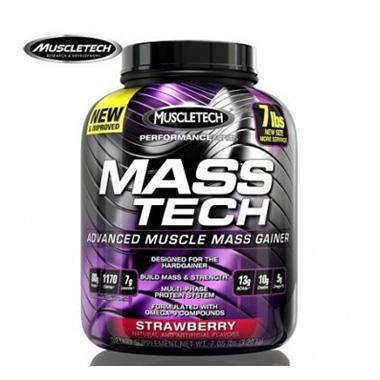 Muscletech麦斯泰克 肌肉科技复合增肌粉7磅
