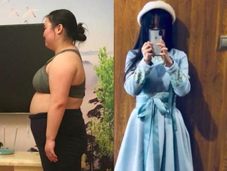 减掉70斤,打败抑郁症,这是我的18岁。
