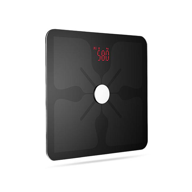 健网WIFI体重秤,体重数据自动识别上传